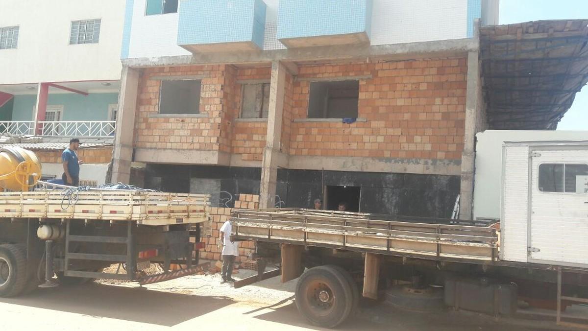 Após desabamento em Vicente Pires, Agefis retoma interdição de prédios irregulares
