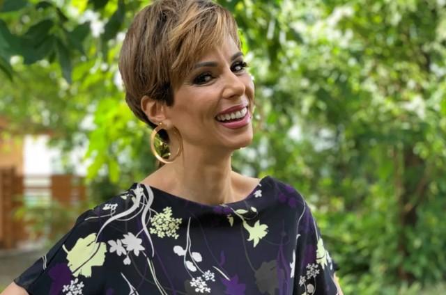 Ana Furtado no 'É de casa' (Foto: Divulgação)