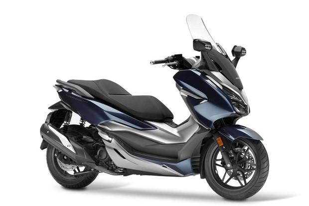 Honda Forza 300 2018 (Foto: divulgação)