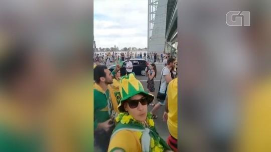 Autor do hit 'Brasil olê, olê' relata surpresa com sucesso da música