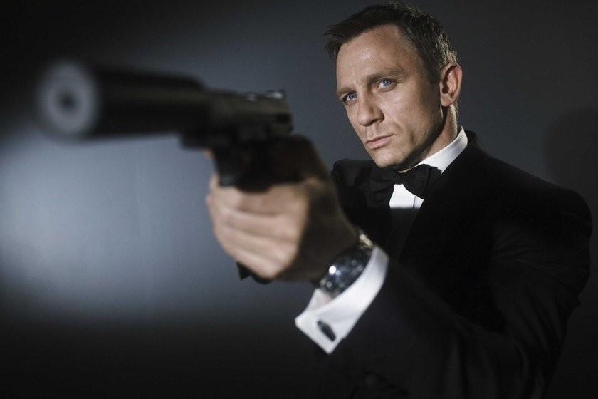 Daniel Craig como James Bond na franquia 007 (Foto: Divulgação)