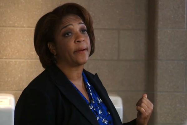 A atriz DuShon Monique Brown em cena da série Prison Break (Foto: Instagram)