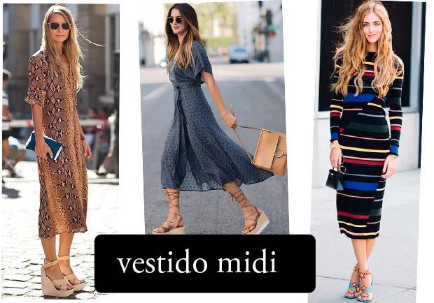 vestido midi (Foto: Divulgação)