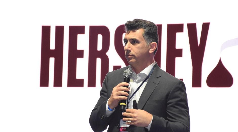 Marcel Sacco é diretor geral da Hershey's no Brasil (Foto: Divulgação)