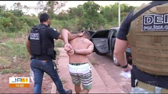 Cadeirante é preso suspeito de chefiar facção criminosa no Tocantins
