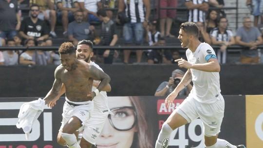 Santos vence de novo e prova ter time para sonhar