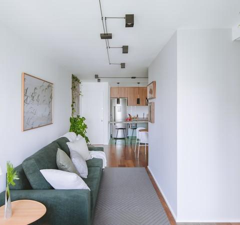 7 dicas para escolher o sofá ideal para apartamentos pequenos