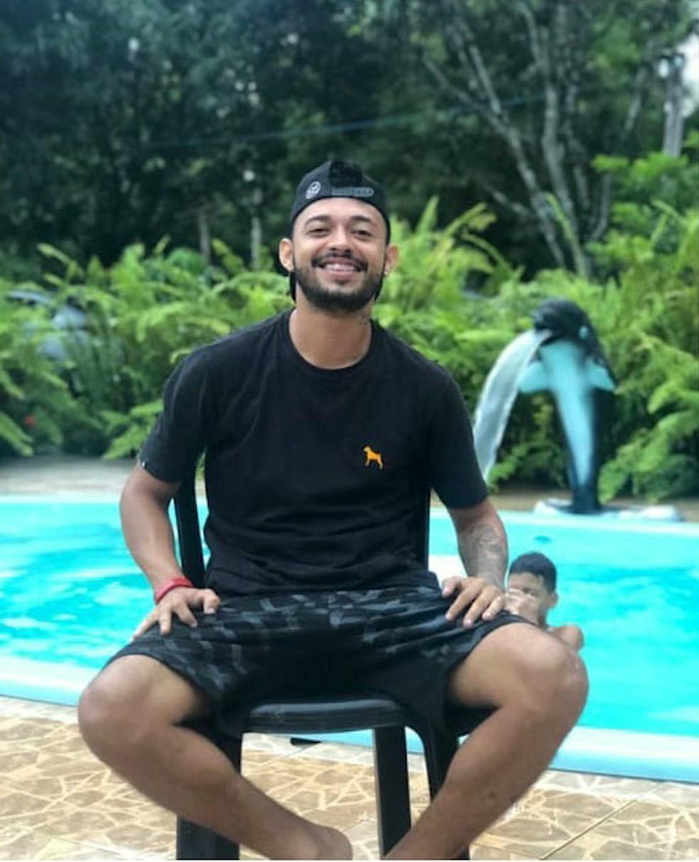 Bruno Rafael da Silva, de 25 anos, foi encontrado morto na residência onde vivia em São Luís (MA) — Foto: Reprodução/TV Mirante