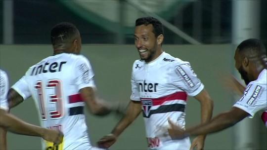 Melhores momentos: América-MG 1 x 3 São Paulo pela 7ª rodada do Campeonato Brasileiro