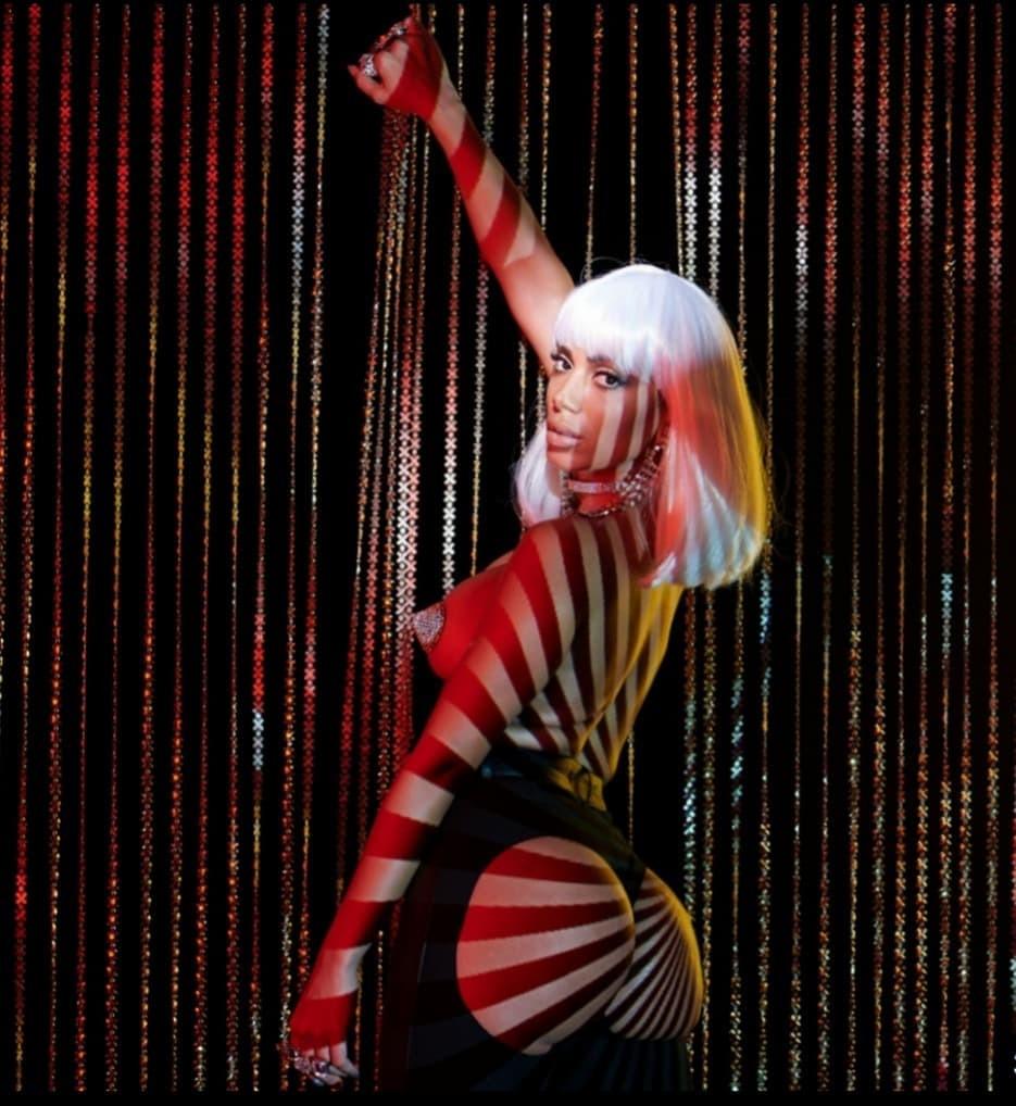 """""""Kisses"""", novo álbum de Anitta (Foto: Divulgação)"""