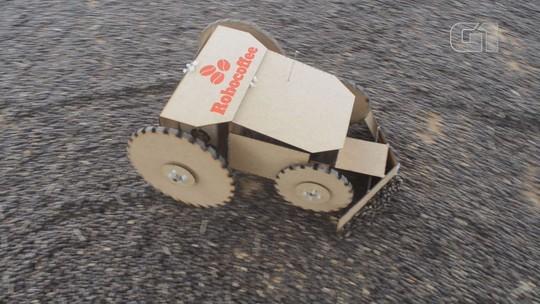 Robôs prometem agilizar processos de plantio e secagem do café em terreiros em MG