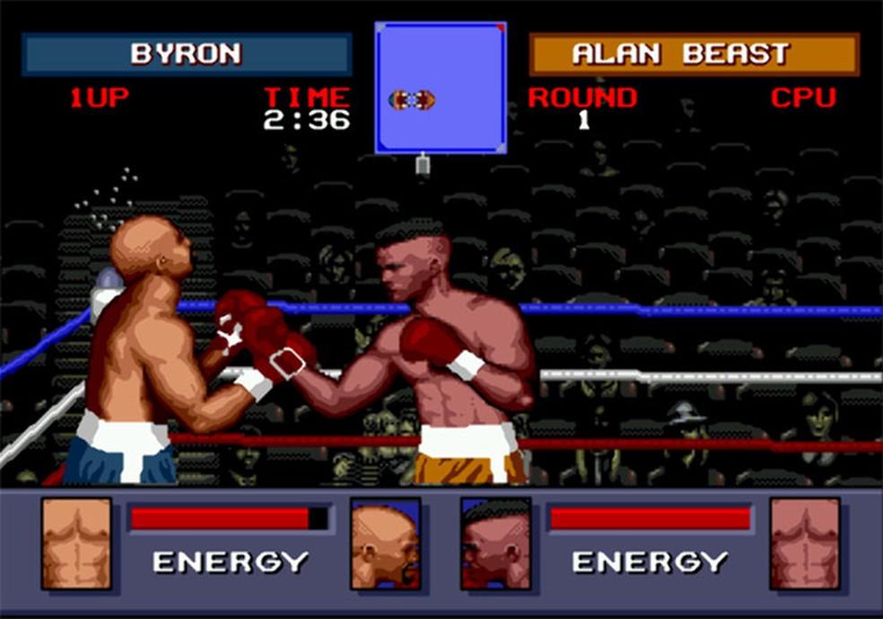 Evander Holyfield's Real Deal Boxing (Foto: Reprodução/Filmes e Games)