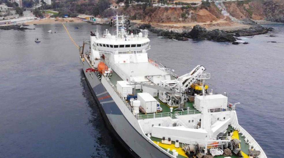 Google anuncia novo cabeamento submarino de internet — Foto: Divulgação/Google