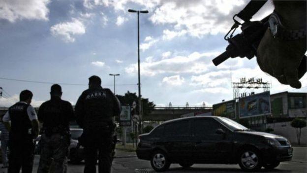 'De uma forma geral, houve uma tentativa de silenciar o debate sobre o crescimento da facção', diz Paes Manso (Foto: AFP via BBC)