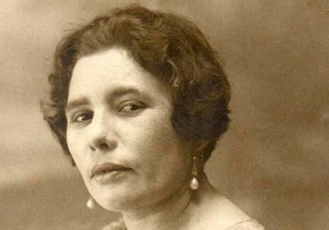 Fotografia de Celina Guimarães Viana (Foto: Reprodução)