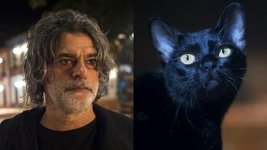 Eduardo Moscovis comenta aparição de León em forma humana: 'Lá vamos nós'
