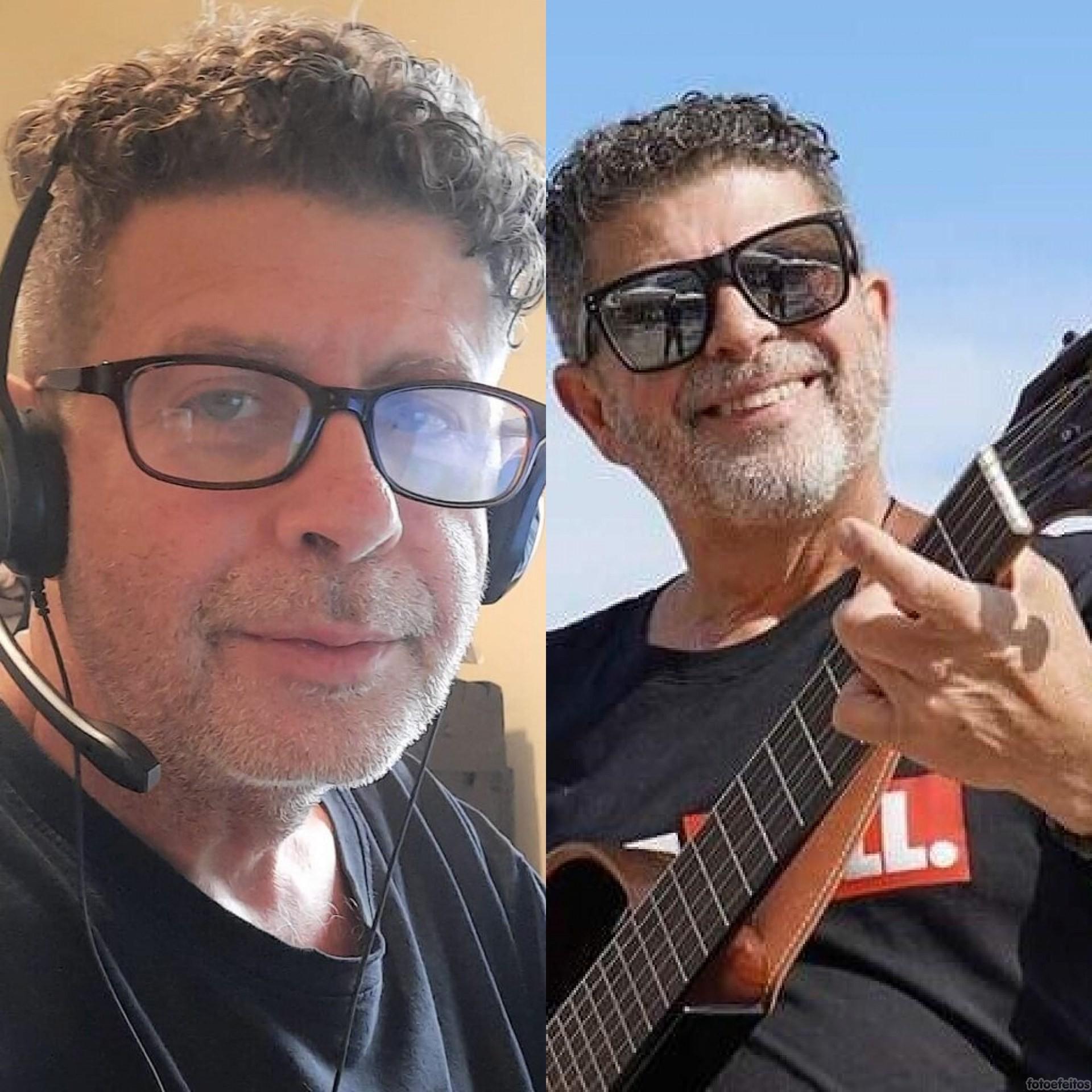 Lúcio Duval trabalha atendendo chamadas de dia e toca no fim de tarde no Porto