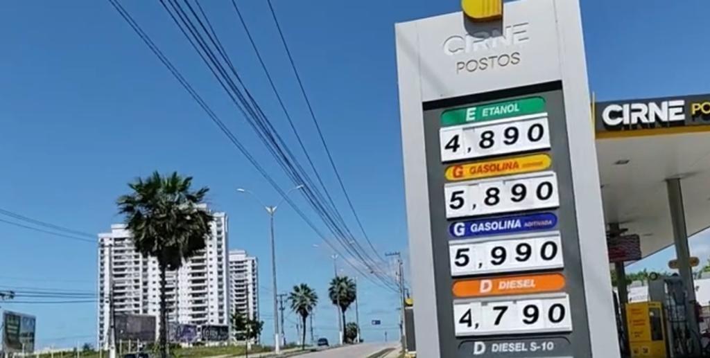 Ministério Público arquiva denúncia sobre preços abusivos da gasolina em Natal