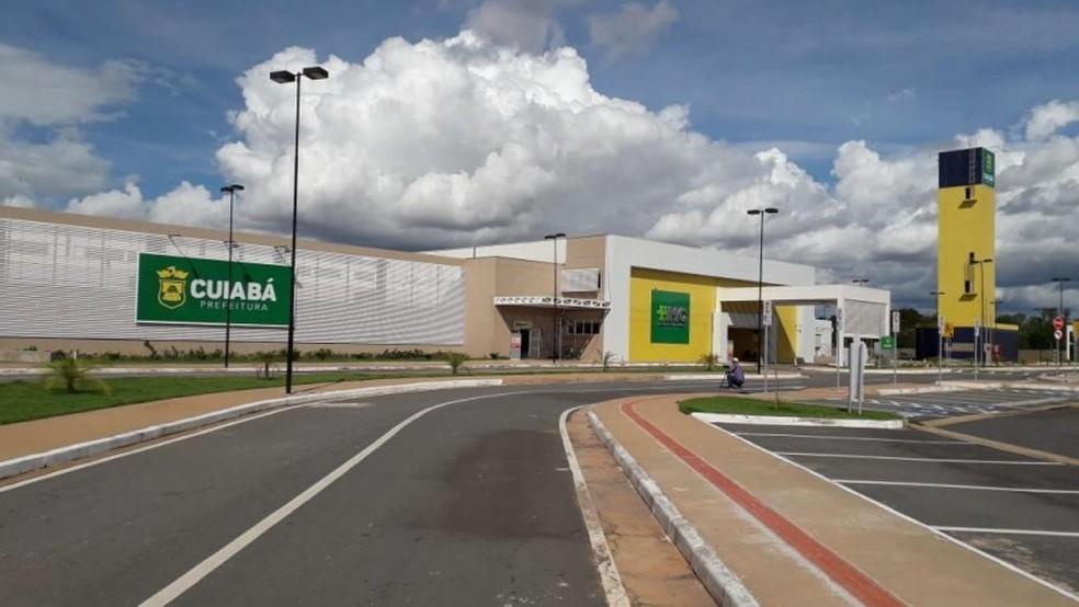 Hospital Municipal de Cuiabá (HMC) - Dr. Leony Palma de Carvalho — Foto: Luiz Alves/Prefeitura de Cuiabá