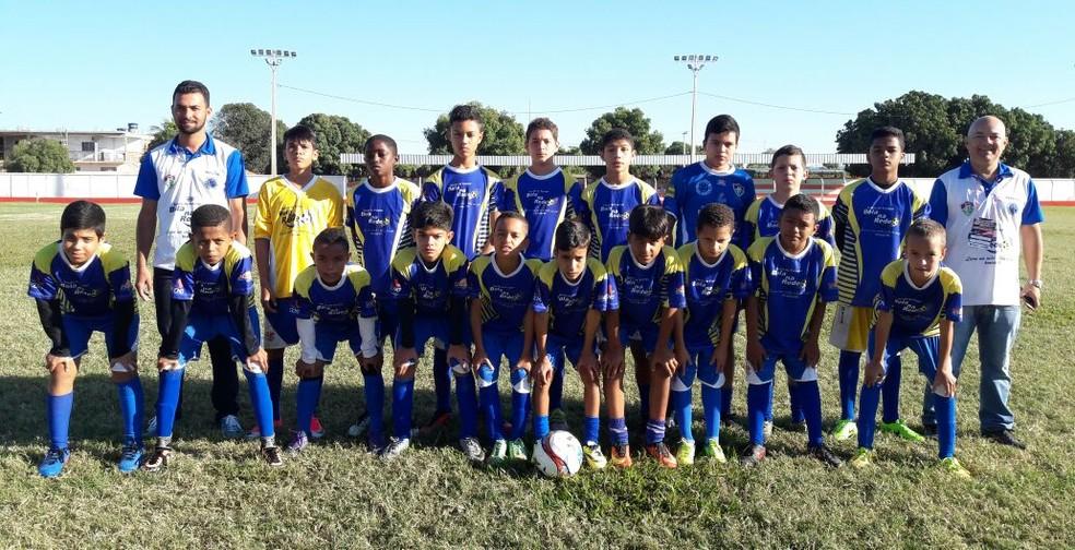 Bola na Rede venceu na categoria sub-12 (Foto: Divulgação)