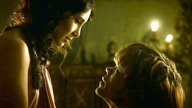 Shae e Tyrion (Foto: HBO / Reprodução )