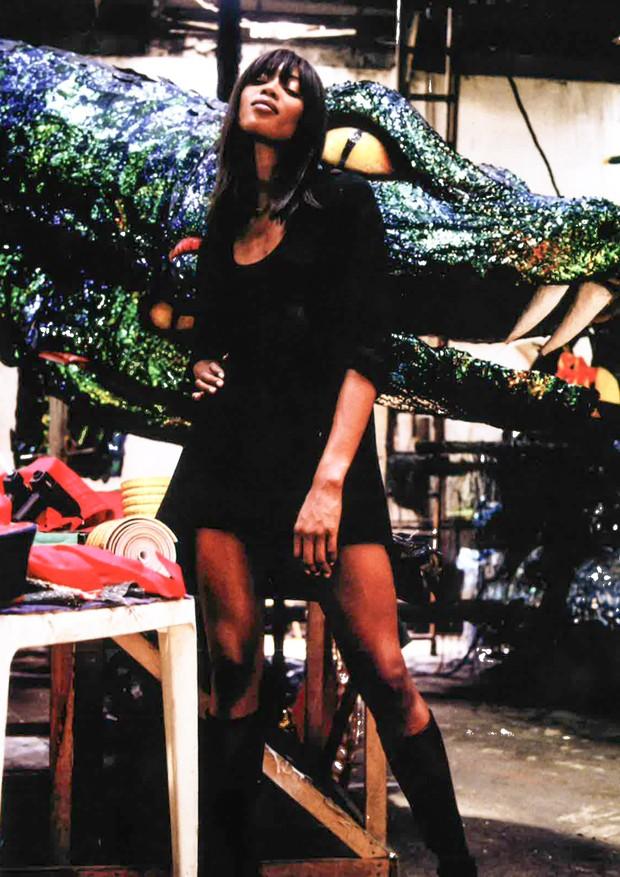 Naomi <3 Brasil (Foto:                                                                                     )