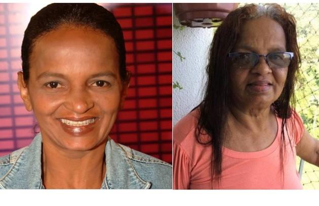 """Marielza tinha 46 anos ao entrar no """"BBB"""" 5 e deixou o confinamento ao sofrer um AVC. Hoje, aos 62, já se recuperou de outros dois (Foto: Reprodução)"""