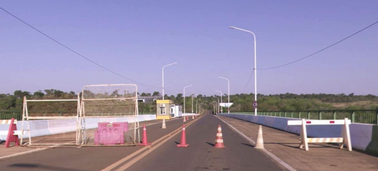 Cerca 20% dos estabelecimentos comerciais de Porto Iguaçu, na Argentina, foram fechados na pandemia
