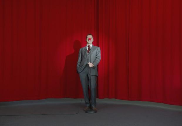 Homem com nariz de palhaço (Foto: Jacobs Stock Photography Ltd via Getty Images)