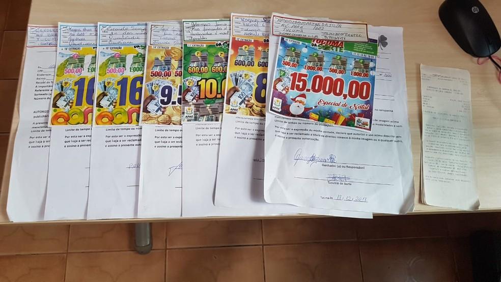 whatsapp image 2019 04 02 at 15.18.43 1 - Homens são presos no município de Tucumã acusados de fraudar sorteios