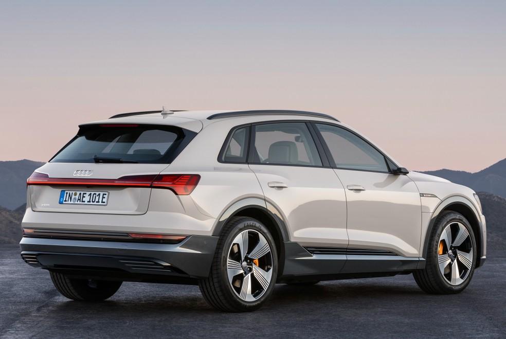 Audi e-tron — Foto: Divulgação