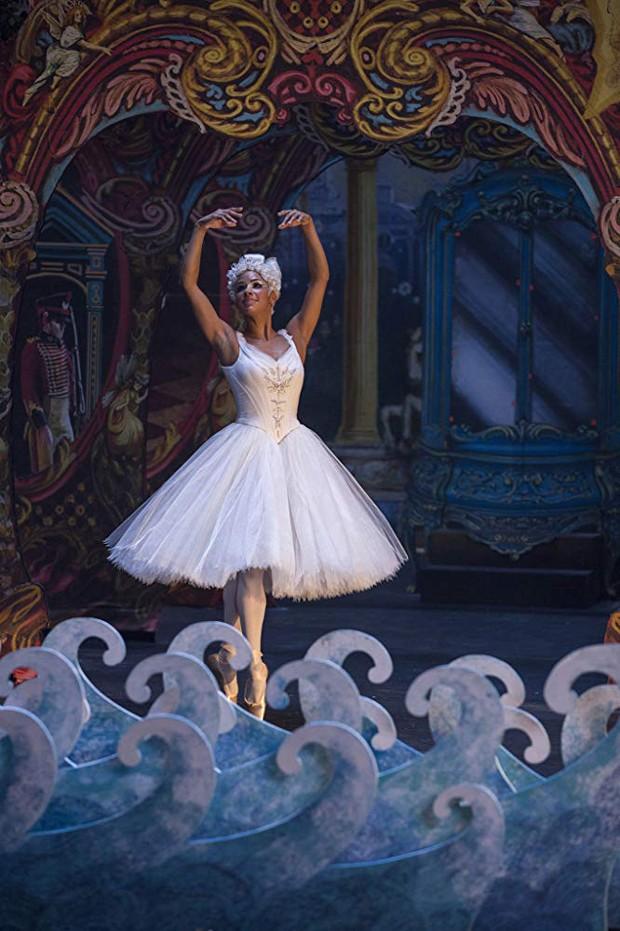 Misty Copeland em O Quebra-Nozes e os Quatro Reinos (Foto: Divulgação/Disney)