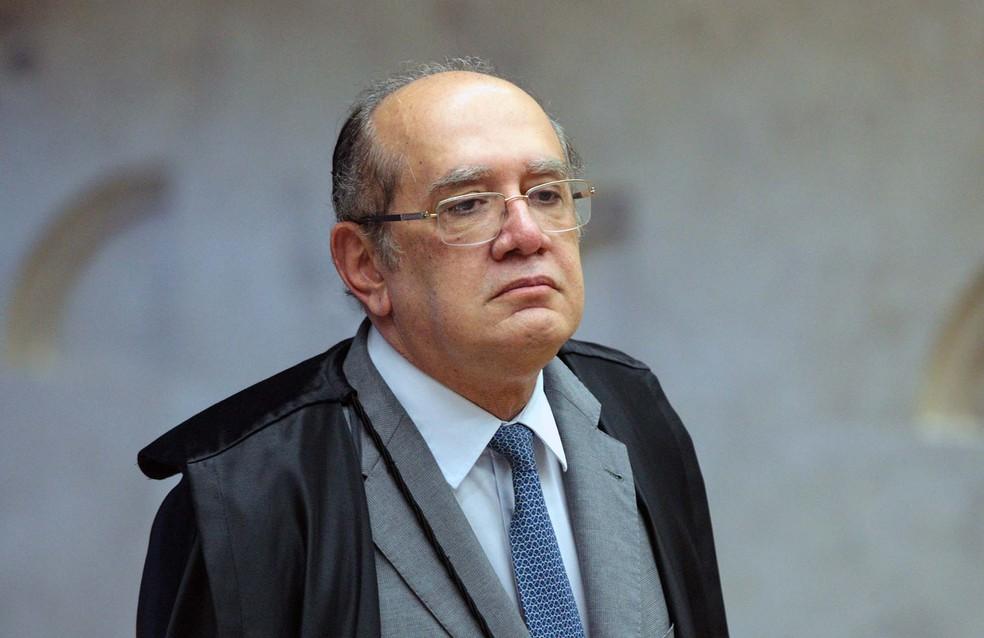 Ministro Gilmar Mendes vai analisar recurso da defesa de Marcelo Miranda (MDB) (Foto: Carlos Moura/STF)
