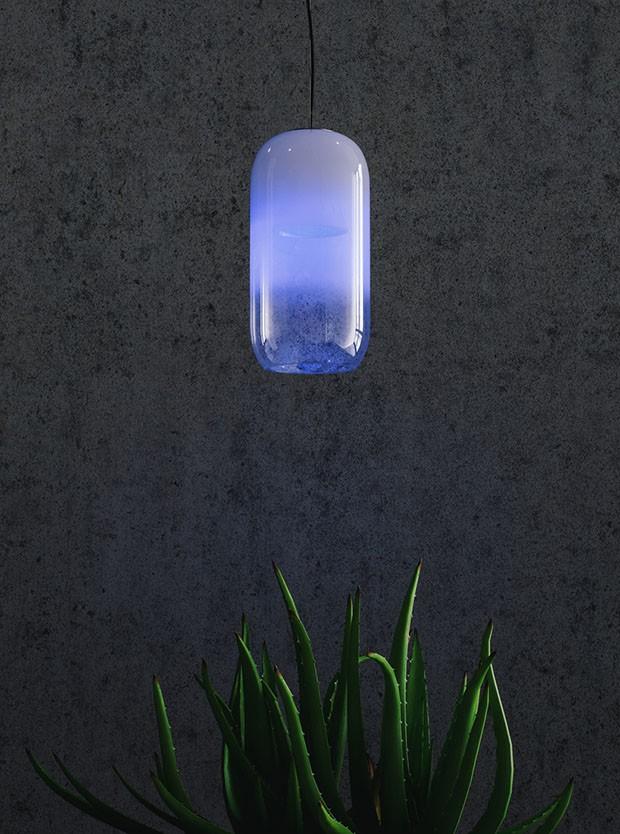 BIG cria luminária que ajuda plantas a viverem mais (Foto: Divulgação)