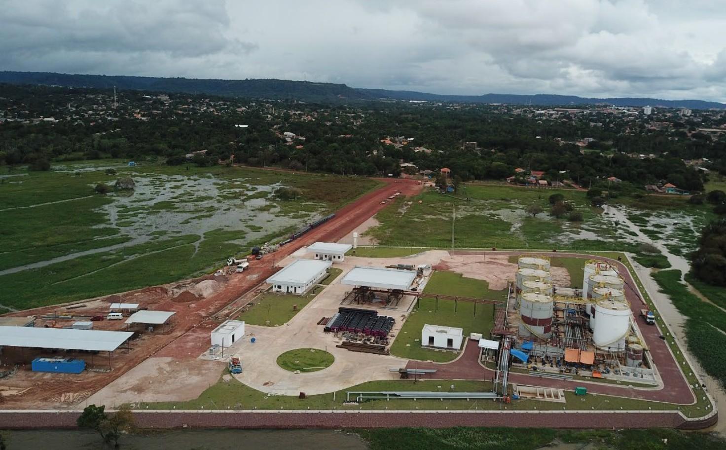 Quilombolas apresentam pedido para ingressar em ação contra porto de combustíveis no Lago Maicá