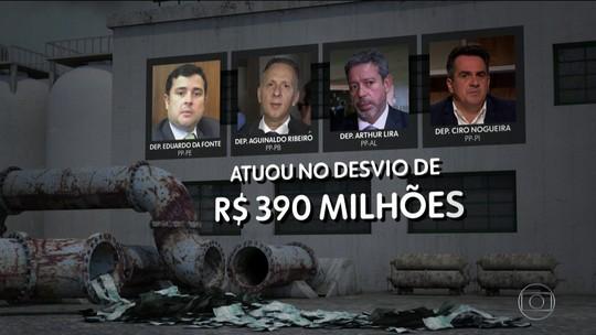 Segunda Turma do STF torna réus políticos do PP acusados de organização criminosa