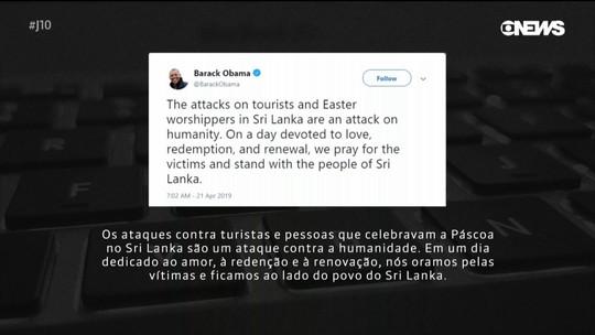 Ataques no Sri Lanka geram grande comoção internacional