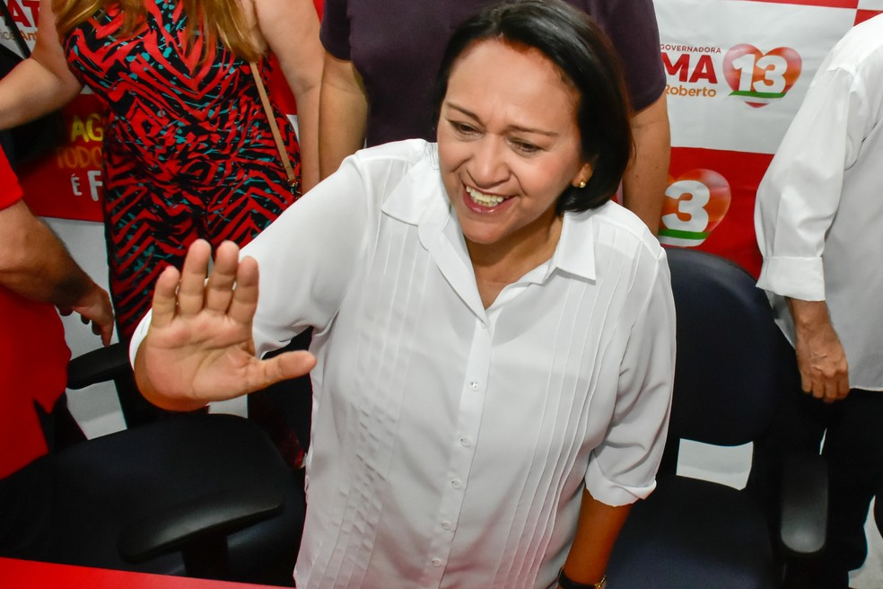 Fátima Bezerra (PT), governadora eleita do RN — Foto: VITORINO JUNIOR/PHOTOPRESS/ESTADÃO CONTEÚDO