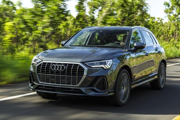 Novo Audi Q3 (Foto: Divulgação)