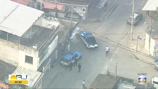 PM faz operação em comunidades da Zona Norte do Rio e Niterói