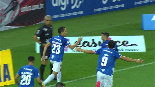 Rodriguinho aponta semelhanças com fase no Corinthians para rápida adaptação no Cruzeiro