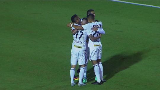 Os gols de Figueirense 2 x 1 Juventude pela 1ª rodada da série B do Brasileirão 2018