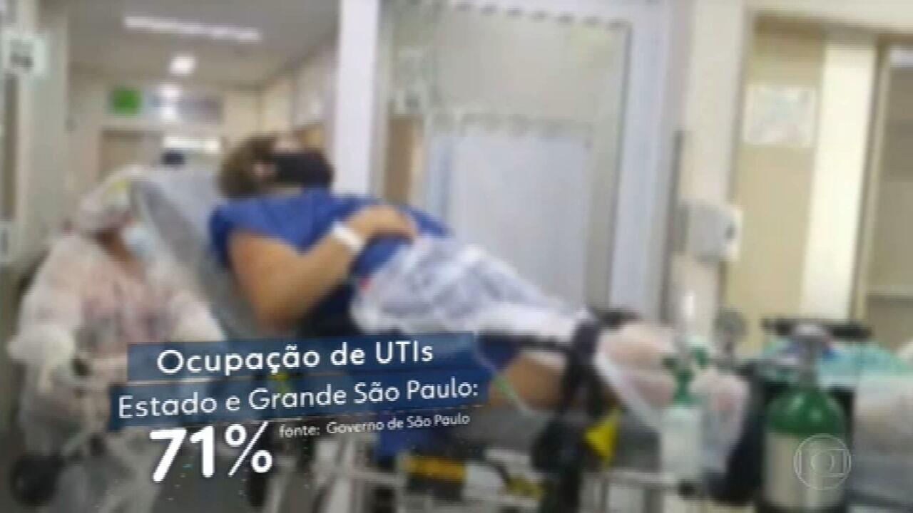 Estado de São Paulo já tem regras mais rígidas de isolamento