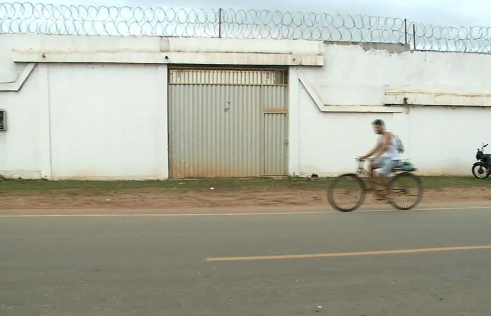 Fuga foi registrada na quarta-feira (20), dois adolescentes foram recapturados e dois continuam foragidos.  — Foto: Reprodução/ TV Mirante