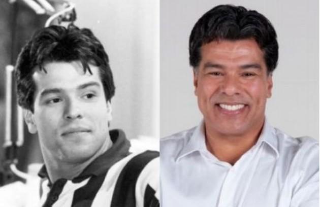 Maurício Mattar foi Téo em 'A viagem'. O último trabalho do ator na TV foi em 'Dona Xepa' (Foto: TV Globo / Record)