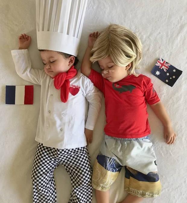 França vs Austrália: um chef e um surfista resumem a partida (Foto: Reprodução)