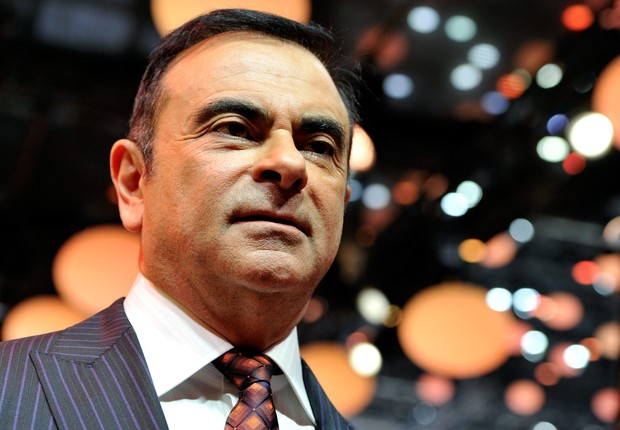 Executivo brasileiro Carlos Ghosn (Foto: Harold Cunningham/Getty Images)