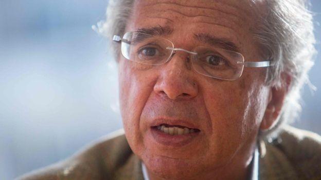 Paulo Guedes será ministro de um super-ministério da Economia, caso Bolsonaro seja eleito (Foto:  Getty Images via BBC News Brasil)