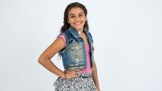 Conheça Rebeca Marques, participante do 'The Voice Kids'