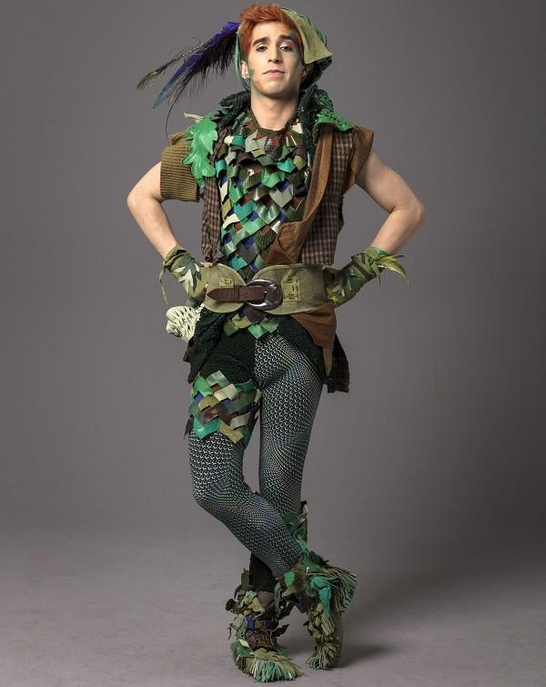 No Brasil, Peter Pan será interpretado por um homem, contrariando tradição da Broadway, de sempre escalar atrizes para o papel (Foto: Leo Aversa)
